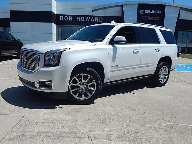 Pre Owned 2017 Gmc Yukon Denali Suv In Oklahoma City Hr356805 Bob Howard Acura