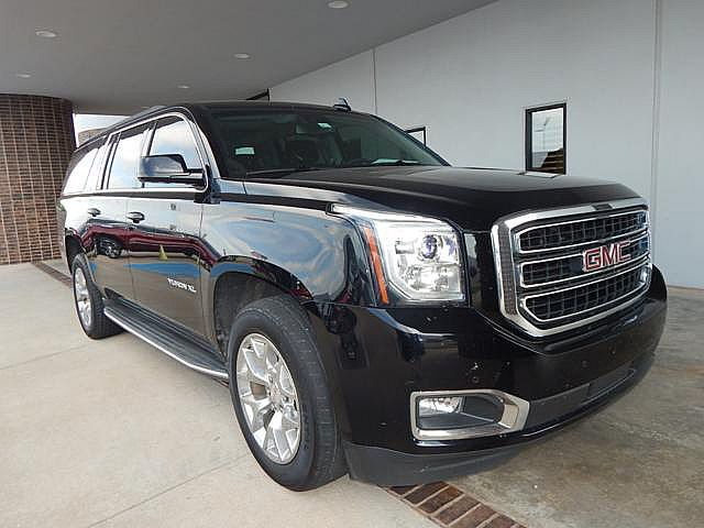 Pre-Owned 2016 GMC Yukon XL SLT | BOB HOWARD DODGE 405-936-8900