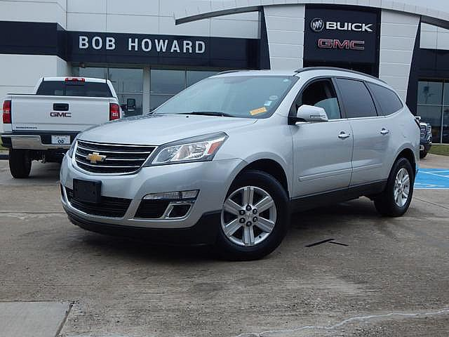 Pre-Owned 2013 Chevrolet Traverse LT AWD | BOB HOWARD BUICK GMC 405.936.8800