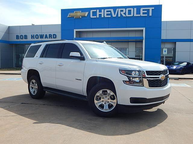 Pre-Owned 2017 Chevrolet Tahoe | BOB HOWARD CHEVROLET 405-748-7700 | NAV | PERFECT FOR ROAD TRIPS |