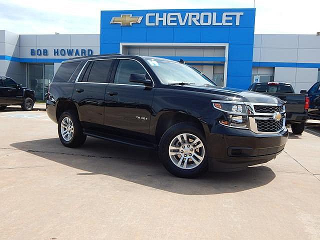 Pre-Owned 2019 Chevrolet Tahoe | BOB HOWARD CHEVROLET 405-748-7700 | HEATED SEATS | NAV | SECOND ROW BUCKETS |