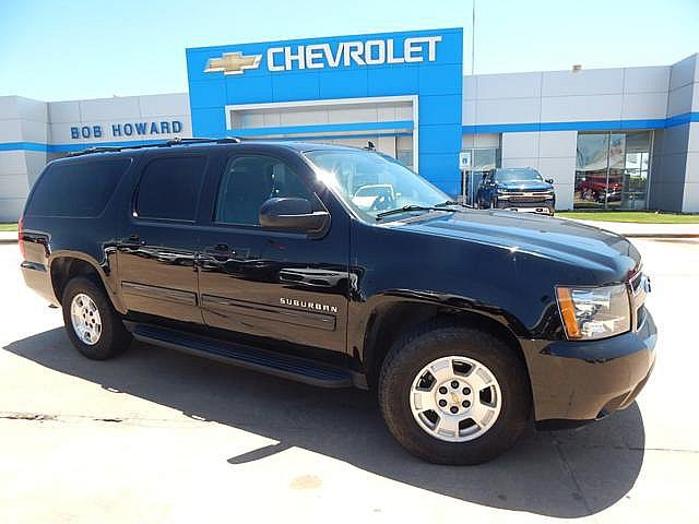 Pre-Owned 2013 Chevrolet SUBURBAN | BOB HOWARD CHEVROLET 405-748-7700 | THIRD ROW SEATING | CLEAN CAR FAX | ONE OWNER | CHECK IT OUT!!! |