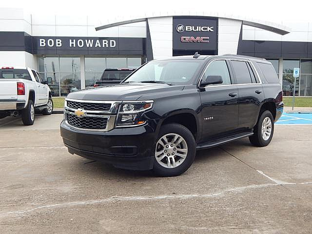 Pre-Owned 2019 Chevrolet Tahoe LT | BOB HOWARD BUICK GMC 405.936.8800 | 4X4 | LEATHER | LOADED | 1 OWNER CLEAN CARFAX | CERTIFIED PREOWNED