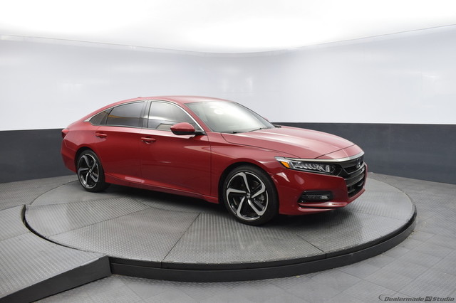 Pre-Owned 2020 Honda Accord Sedan Sport 1.5T | ONLY AT BOB HOWARD ACURA CALL TODAY AT 405-753-8770!|