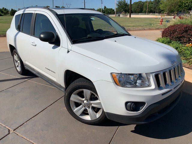 Pre-Owned 2011 Jeep Compass Latitude****CALL BH TOYOTA**405-936-8600***