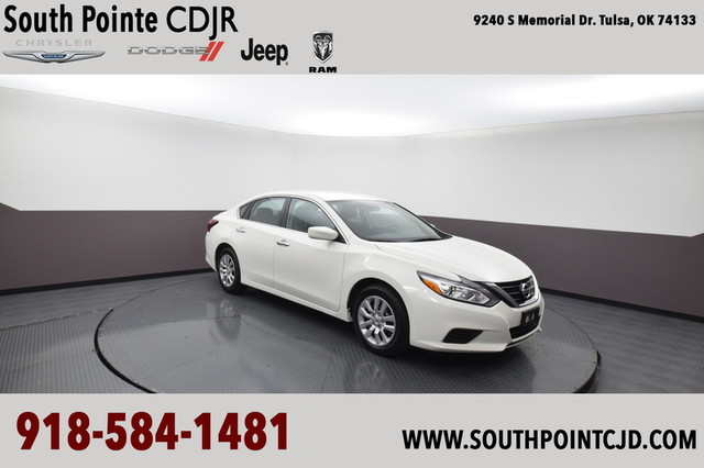 Pre-Owned 2018 Nissan Altima 2.5 S | SOUTH POINTE CJDR |