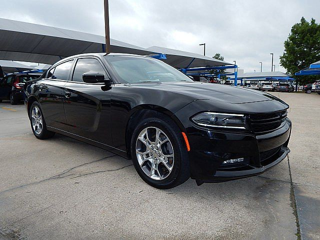 Pre-Owned 2016 Dodge Charger SXT AWD SP Honda 918-491-0100