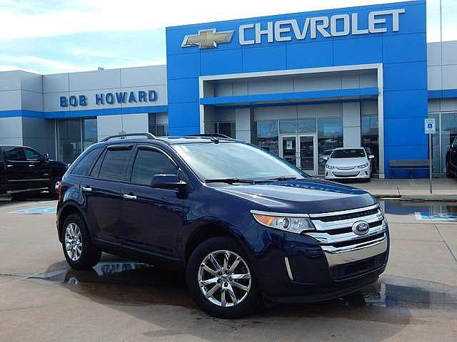 Pre-Owned 2011 Ford Edge | BOB HOWARD CHEVY 405-748-7700 | BACK UP CAMERA |