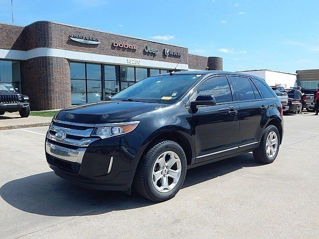 Pre-Owned 2013 Ford Edge SEL | BOB HOWARD DODGE 405-936-8900