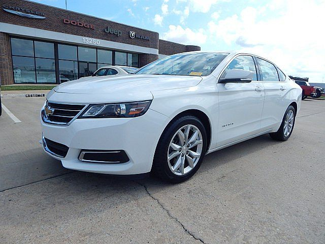 Pre-Owned 2017 Chevrolet Impala LT | BOB HOWARD DODGE 405-936-8900
