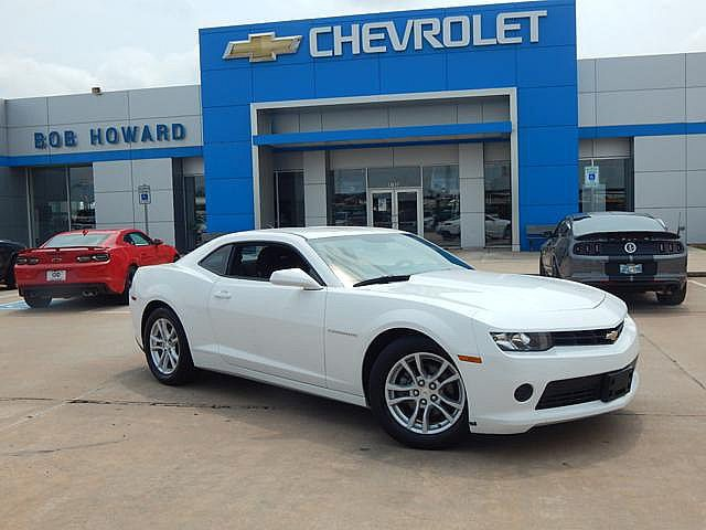 Pre-Owned 2015 Chevrolet CAMARO | BOB HOWARD CHEVROLET 405-748-7700 | LOW MILES | PERFECT FOR SUMMER |