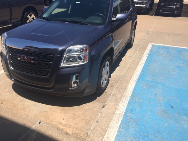 Pre-Owned 2014 GMC Terrain SLE | BOB HOWARD DODGE 405-936-8900