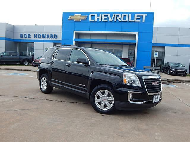Pre-Owned 2016 GMC TERRAIN SLE | BOB HOWARD CHEVROLET 405-748-7700 | HEATED SEATS | REMOTE START | CLEAN CAR FAX | ONE OWNER | GREAT FAMILY SUV | GREAT VALUE |