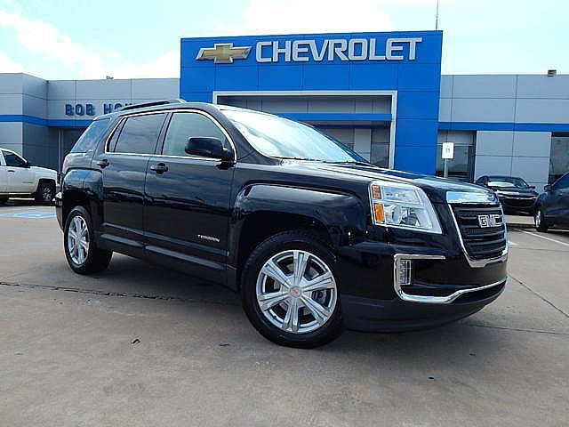 Pre-Owned 2017 GMC TERRAIN | BOB HOWARD CHEVROLET 405-748-7700 | AWD | SLE | BACK UP CAMERA | REMOTE START |
