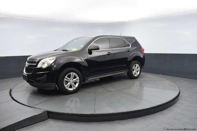 Pre-Owned 2011 Chevrolet Equinox LS | BOB HOWARD DODGE 405-936-8900