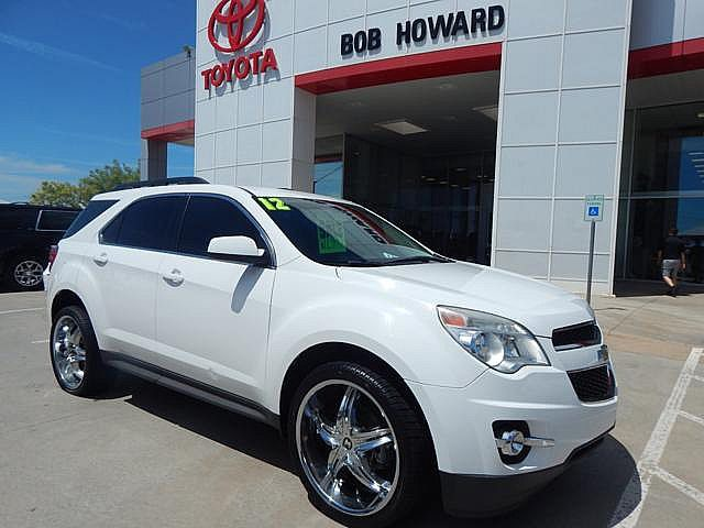 Pre-Owned 2012 Chevrolet Equinox LT w/2LT***AWD**CALL BH TOYOTA**405-936-8600**