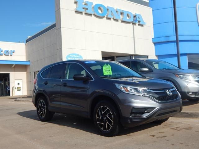 Pre-Owned 2016 Honda CR-V SE | BACKUP CAMERA | ALLOYS | 405-753-8700 | Honda STORE! | CERTIFIED!