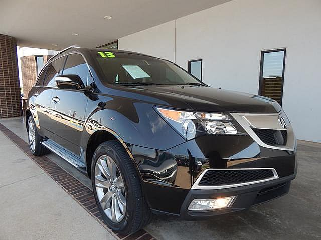 Pre-Owned 2013 Acura MDX Advance/Entertainment Pkg | BOB HOWARD DODGE 405-936-8900