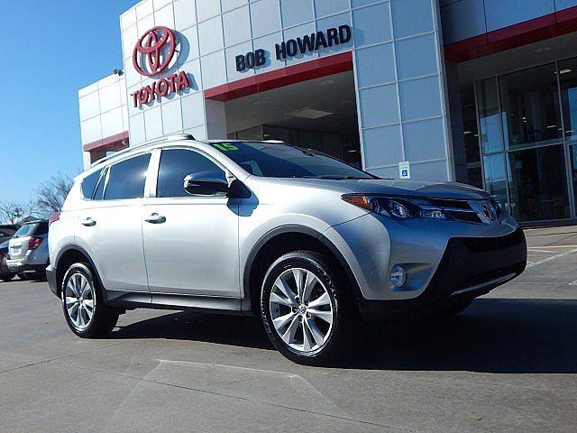 Pre-Owned 2015 Toyota RAV4 Limited***AWD**CALL BH TOYOTA*405-936-8600**