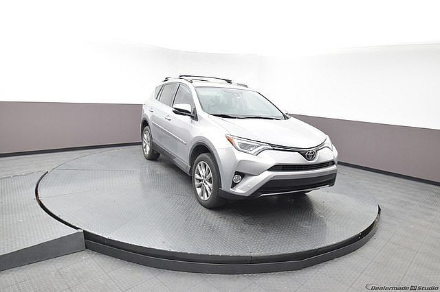 Pre-Owned 2017 Toyota RAV4 Limited SP Honda 918-491-0100