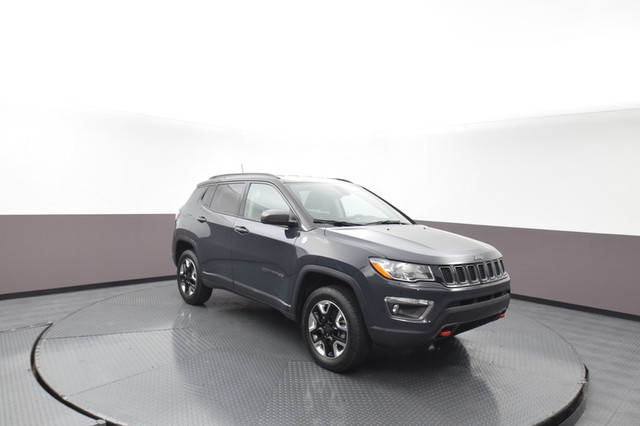 Pre-Owned 2017 Jeep Compass Trailhawk 4WD SP Honda 918-491-0100