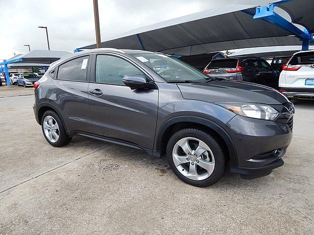 Pre-Owned 2016 Honda HR-V EX-L NAV SP Honda 918-491-0100