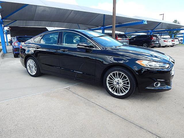 Pre-Owned 2016 Ford Fusion SE NAV SP Honda 918-491-0100