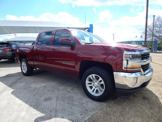 Pre Owned 2017 Chevrolet Silverado 1500 Lt South Pointe Honda 918 491 0100 4wd Leather Bed Liner Like New Clean Carfax 1 Owner