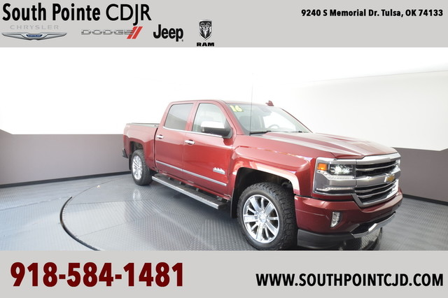 Pre-Owned 2016 Chevrolet Silverado 1500 High Country | ONLY AT SOUTH POINTE CJDR |