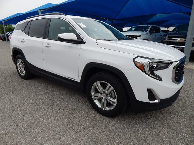Pre-Owned 2018 GMC Terrain SLE***NAVIGATION**BACK UP CAMERA***SP CHEVY 918-481-8000