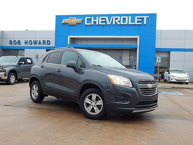 Pre-Owned 2016 Chevrolet TRAX | BOB HOWARD CHEVROLET 405-748-7700 | CLEAN CAR FAX | ONE OWNER | AWD |