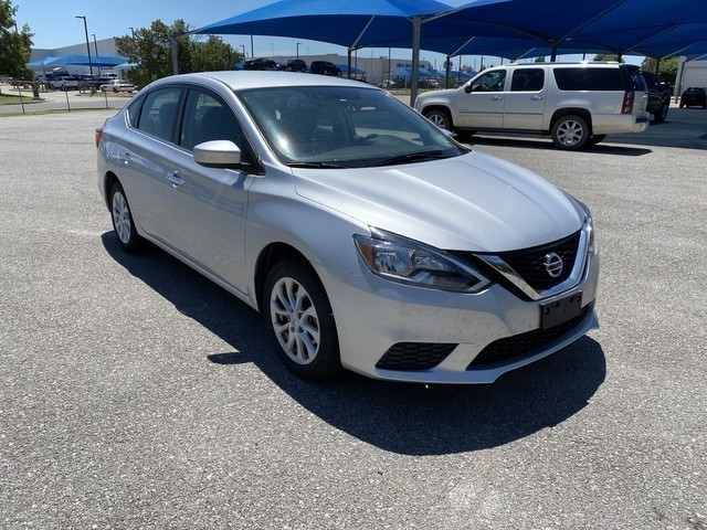 Pre-Owned 2019 Nissan Sentra SV***AUTOMATIC***1 OWNER***