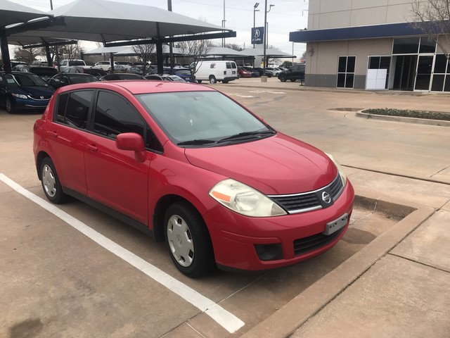 pre-owned 2008 nissan versa 1.8 s sedan in oklahoma city #8l458075