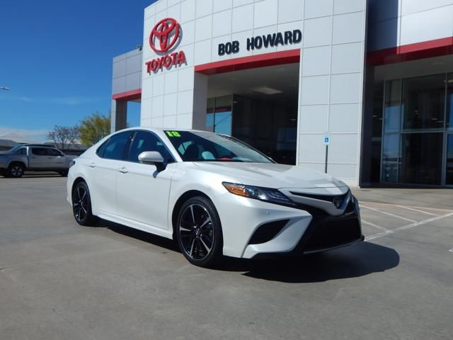 Pre-Owned 2018 Toyota Camry XSE****CALL BH TOYOTA**405-936-8600***