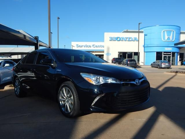 Pre Owned 2015 Toyota Camry Hybrid Xle Hybrid Leather Nice Car