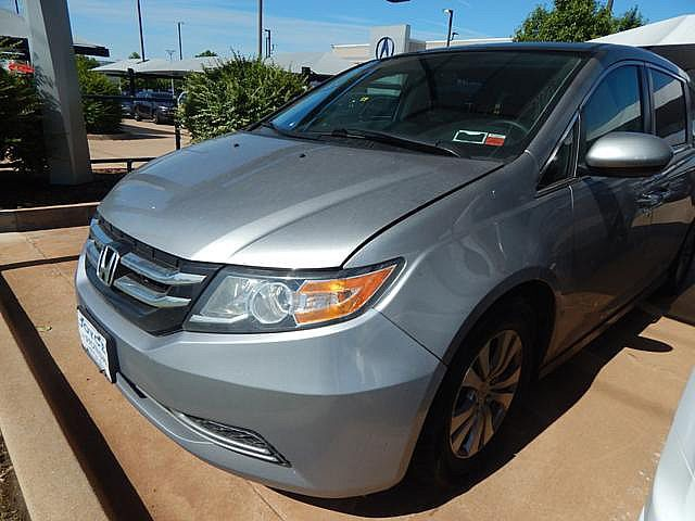 Pre-Owned 2016 Honda Odyssey SE | DVD | BH Honda! | 405-753-8700 | NOW AVAILABLE!