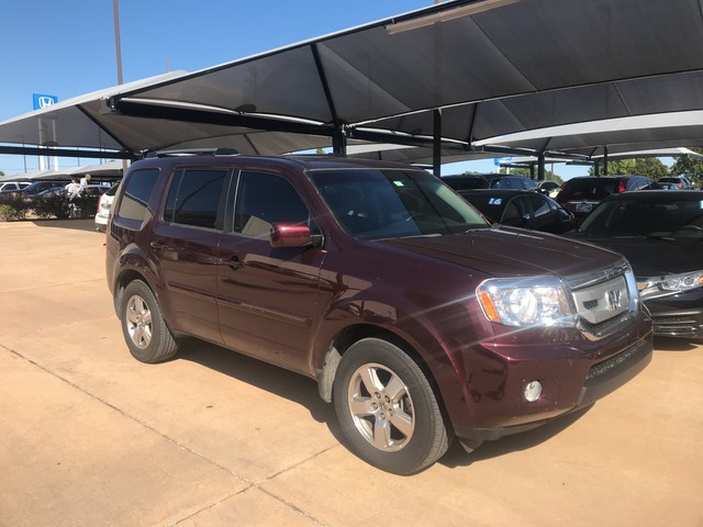 Pre Owned 2011 Honda Pilot EX L | 3RD ROW | LEATHER