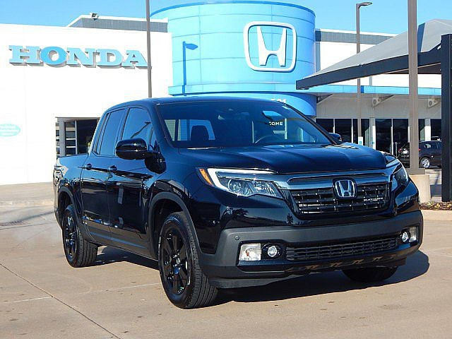 Pre-Owned 2019 Honda Ridgeline Black Edition [Bob Howard Honda] 405-753-8700