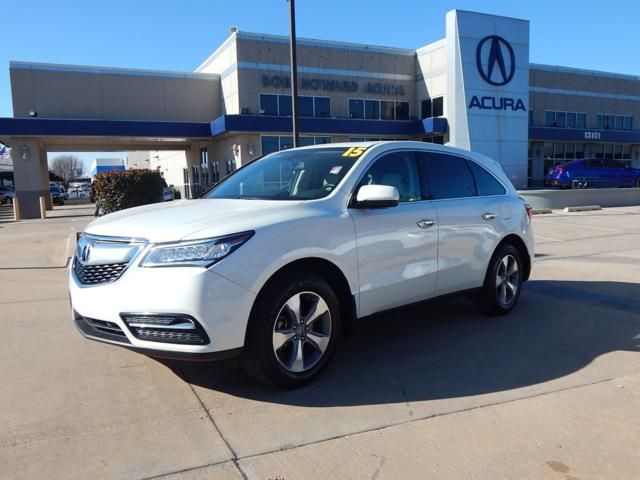 Certified Pre-Owned 2015 Acura MDX Base