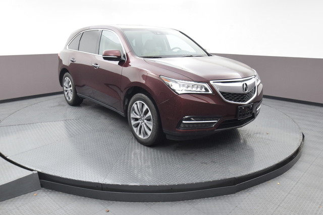 Pre-Owned 2016 Acura MDX w/Tech SP Honda 918-491-0100