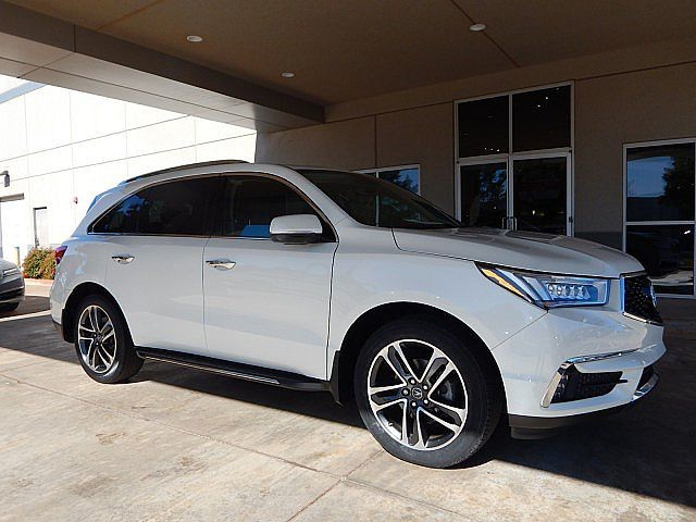 Pre-Owned 2017 Acura MDX w/Advance Pkg | ONLY AT BOB HOWARD ACURA CALL TODAY AT 405-753-8770!|