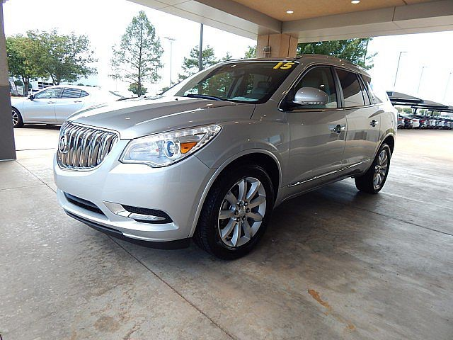 Pre-Owned 2015 Buick Enclave Premium | CLEAN CARFAX | DRIVES GREAT | FULLY LOADED | ONLY AT BOB HOWARD ACURA CALL TODAY AT 405-753-8770!|