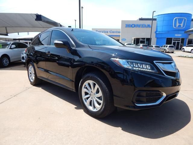 Pre Owned 2017 Acura Rdx Like New Black On Beauty