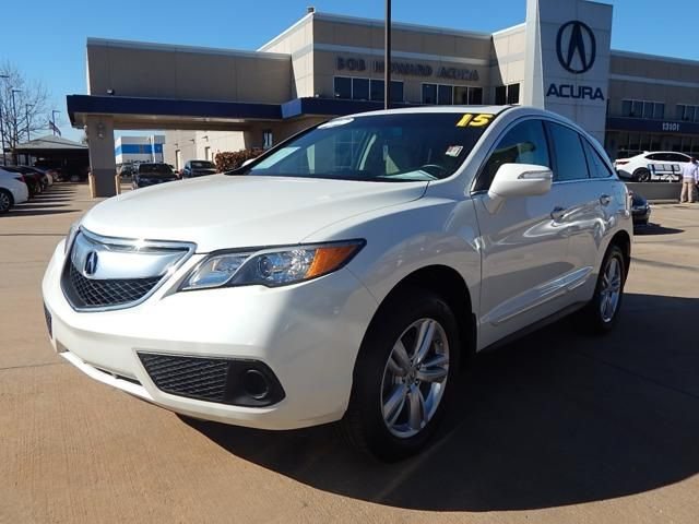 Certified Pre-Owned 2015 Acura RDX Base