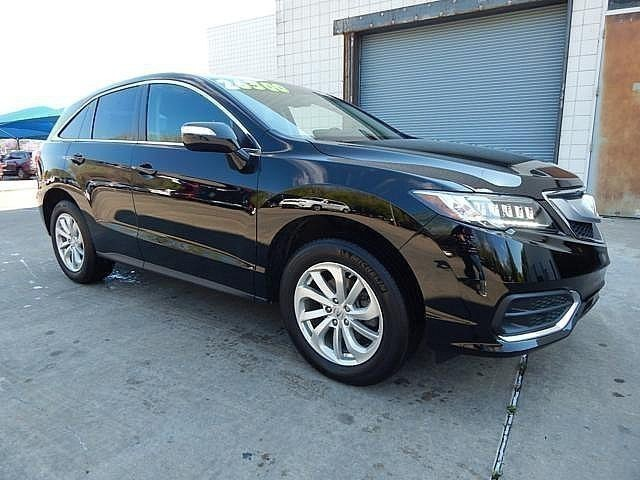 Pre-Owned 2017 Acura RDX w/Tech Acura Watch SP Honda 918-491-0100