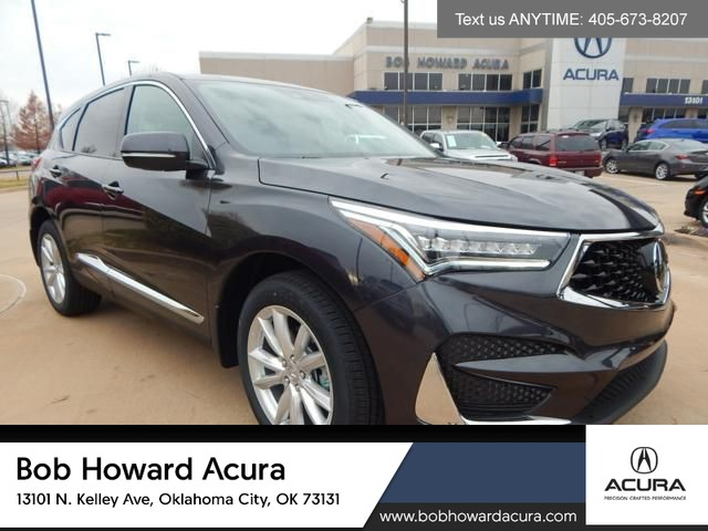 New 2019 Acura Rdx Base Suv In Oklahoma City Kl015977 Bob Howard