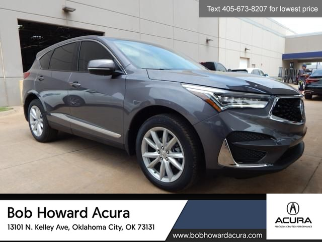 New 2019 Acura Rdx Base Suv In Oklahoma City Kl004682 Bob Howard