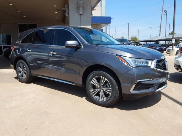 Pre-Owned 2018 Acura MDX SH-Awd l Loaner Car l ACURA Certified Warranty!