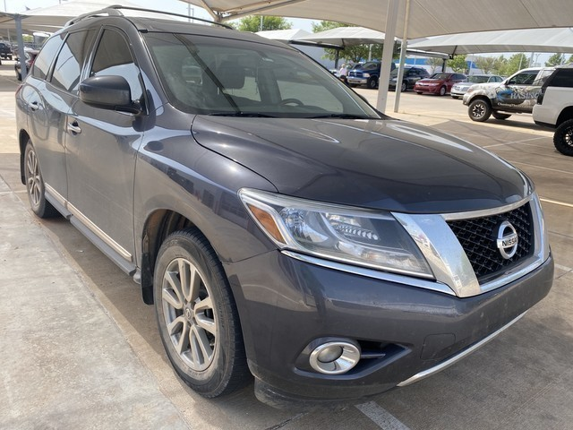 Pre-Owned 2014 Nissan Pathfinder SL-CALL BOB HOWARD TOYOTA AT 405-936-8600!!!!