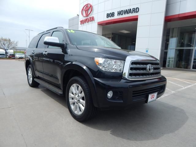 Pre-Owned 2016 Toyota Sequoia Platinum******CALL BH TOYOTA--405-936-8600***